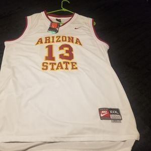 James harden college jersey (Arizona State).